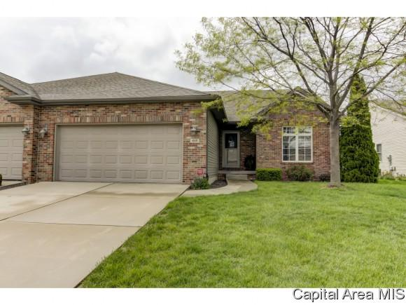 459 Chris Drive, Springfield, IL 62711 (MLS #183888) :: Killebrew & Co Real Estate Team