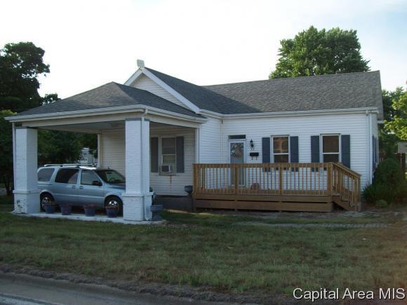 311 Cherry, Winchester, IL 62694 (MLS #183969) :: Killebrew & Co Real Estate Team