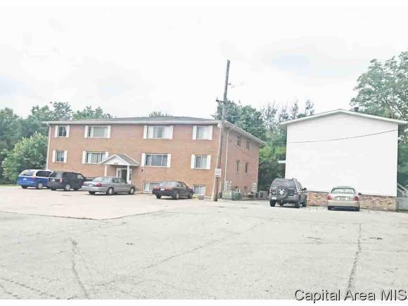 425 S 4th, Riverton, IL 62561 (MLS #184067) :: Killebrew & Co Real Estate Team