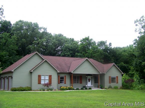 29 Sassafras Lane, Litchfield, IL 62056 (MLS #184089) :: Killebrew & Co Real Estate Team