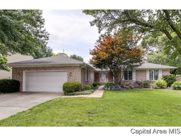 505 Old Tippecanoe, Springfield, IL 62711 (MLS #184097) :: Killebrew & Co Real Estate Team