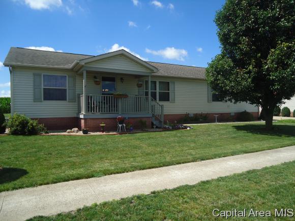 203 Knollwood Way, Jacksonville, IL 62650 (MLS #184109) :: Killebrew & Co Real Estate Team