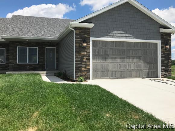 1402 Winston Dr, Springfield, IL 62711 (MLS #184114) :: Killebrew & Co Real Estate Team