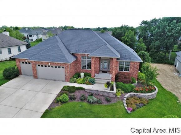 6108 Elisha Trail, Springfield, IL 62711 (MLS #184122) :: Killebrew & Co Real Estate Team