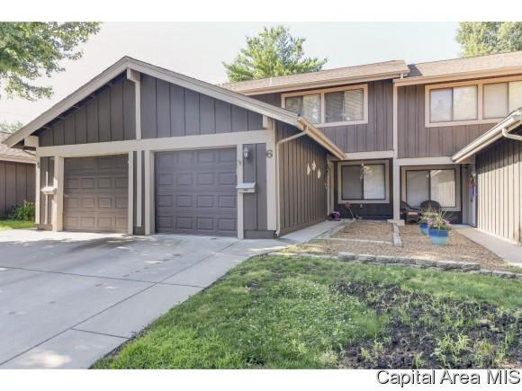 6 Redwood, Springfield, IL 62704 (MLS #184126) :: Killebrew & Co Real Estate Team