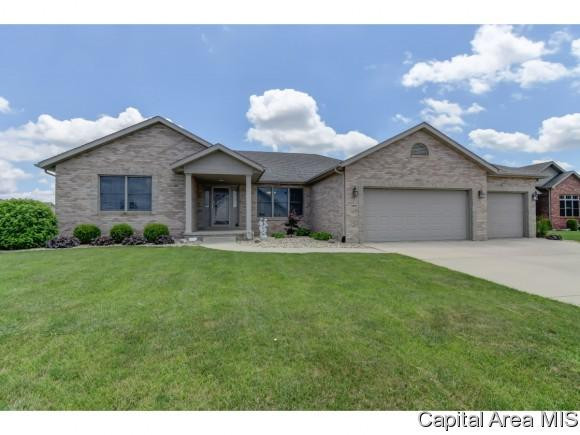 4800 Key West Ln, Springfield, IL 62711 (MLS #184180) :: Killebrew & Co Real Estate Team
