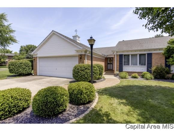 1 Turnberry Place, Springfield, IL 62704 (MLS #184249) :: Killebrew & Co Real Estate Team