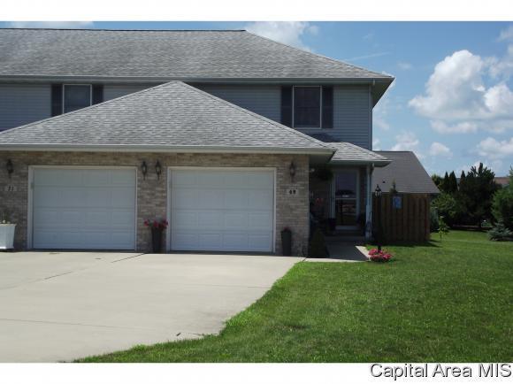 69 Gilliam Ct, Chatham, IL 62629 (MLS #184250) :: Killebrew & Co Real Estate Team