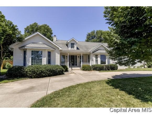 106 S York, Ashland, IL 62612 (MLS #184285) :: Killebrew & Co Real Estate Team