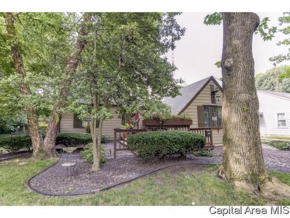 1512 W Ash St, Springfield, IL 62704 (MLS #184315) :: Killebrew & Co Real Estate Team