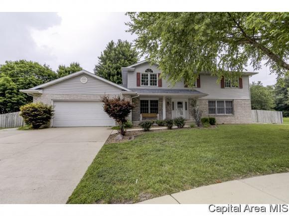 2317 Mallard Pointe Ct, Springfield, IL 62712 (MLS #184316) :: Killebrew & Co Real Estate Team
