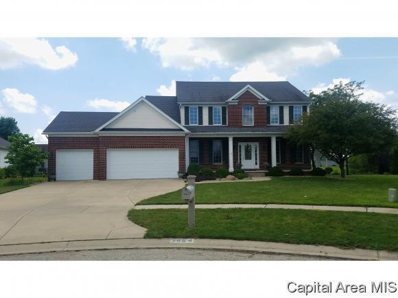 3564 Benbrook Dr, Springfield, IL 62711 (MLS #184358) :: Killebrew & Co Real Estate Team