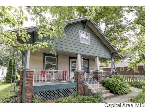 2428 S 10th St, Springfield, IL 62703 (MLS #184369) :: Killebrew & Co Real Estate Team