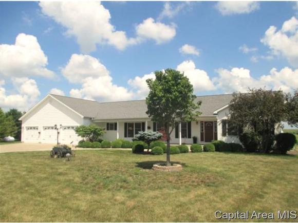 4 Pintail, Jacksonville, IL 62650 (MLS #184389) :: Killebrew & Co Real Estate Team