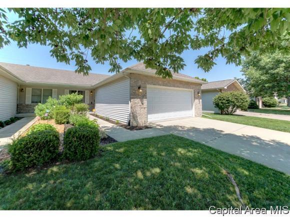 4309 Pickfair Rd, Springfield, IL 62703 (MLS #184446) :: Killebrew & Co Real Estate Team