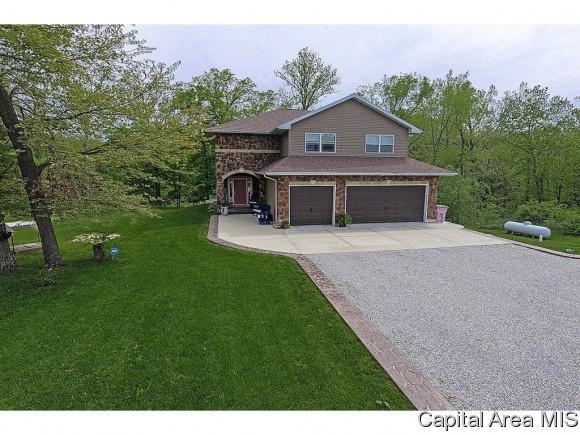 155 Beyers Lake Est, Pana, IL 62557 (MLS #184481) :: Killebrew & Co Real Estate Team