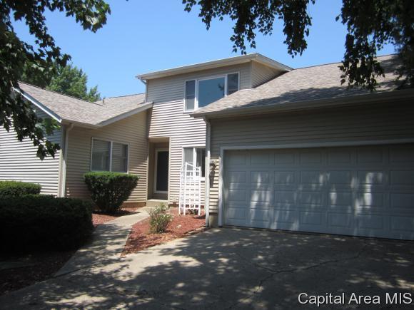6469 Sulky Dr, Springfield, IL 62707 (MLS #184538) :: Killebrew & Co Real Estate Team