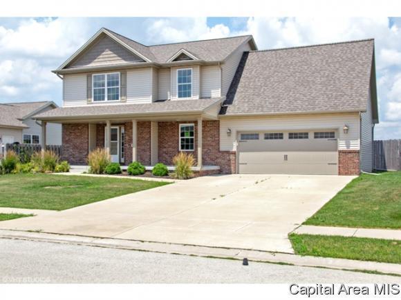 619 Jetty Drive, Chatham, IL 62629 (MLS #184543) :: Killebrew & Co Real Estate Team
