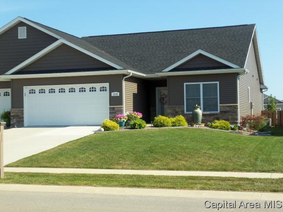3206 Grassmere Drive, Springfield, IL 62711 (MLS #184544) :: Killebrew & Co Real Estate Team