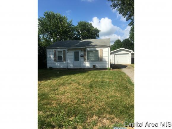 18 Hedge Dr, Springfield, IL 62702 (MLS #184578) :: Killebrew & Co Real Estate Team