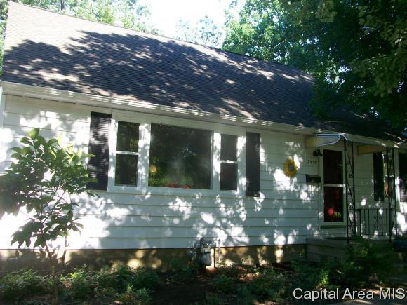 2920 S Park, Springfield, IL 62704 (MLS #184602) :: Killebrew & Co Real Estate Team