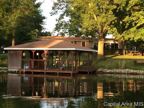 30247 Woodland Ln, Girard, IL 62640 (MLS #184629) :: Killebrew & Co Real Estate Team