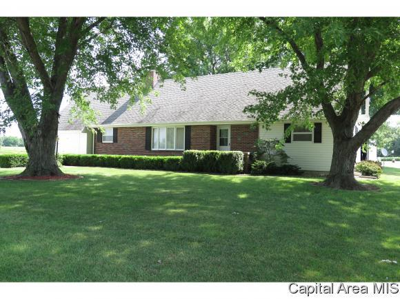 22 Campbell Rd, Franklin, IL 62638 (MLS #184636) :: Killebrew & Co Real Estate Team