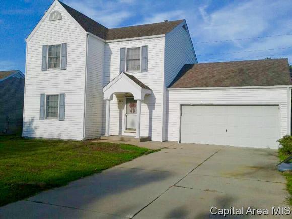 2816 Warrior Blvd, Springfield, IL 62712 (MLS #184690) :: Killebrew & Co Real Estate Team