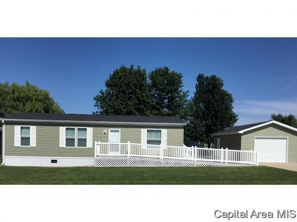 118 Springbrook, Jacksonville, IL 62650 (MLS #184694) :: Killebrew & Co Real Estate Team
