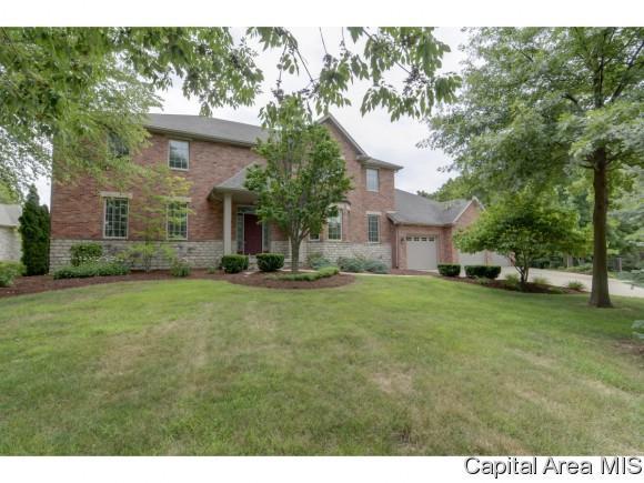 6408 Bent Tree Court, Springfield, IL 62712 (MLS #184774) :: Killebrew & Co Real Estate Team