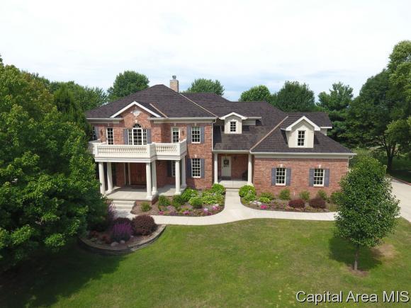 16 Hickory Ridge Ln, Springfield, IL 62707 (MLS #184788) :: Killebrew & Co Real Estate Team