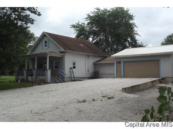 497 S Prospect St, Waverly, IL 62692 (MLS #184803) :: Killebrew & Co Real Estate Team
