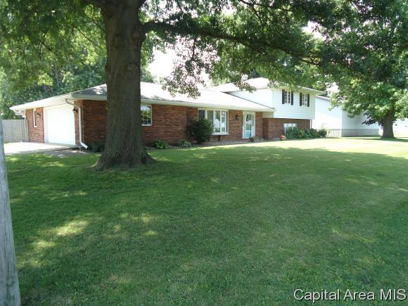 602 W Buchanan St, Ashland, IL 62612 (MLS #184810) :: Killebrew & Co Real Estate Team
