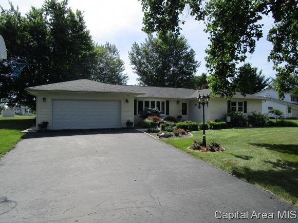 1075 Paradise Acres, Galesburg, IL 61401 (MLS #184861) :: Killebrew & Co Real Estate Team