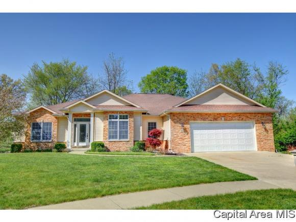 4219 Osage Rd, Springfield, IL 62711 (MLS #184864) :: Killebrew & Co Real Estate Team