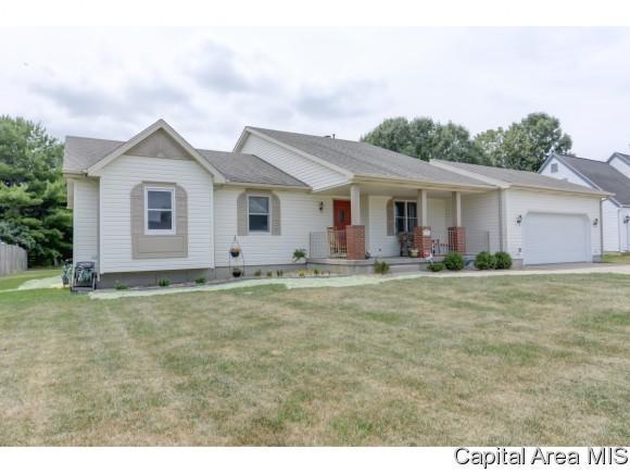 528 Mallard Dr, Chatham, IL 62629 (MLS #184896) :: Killebrew & Co Real Estate Team