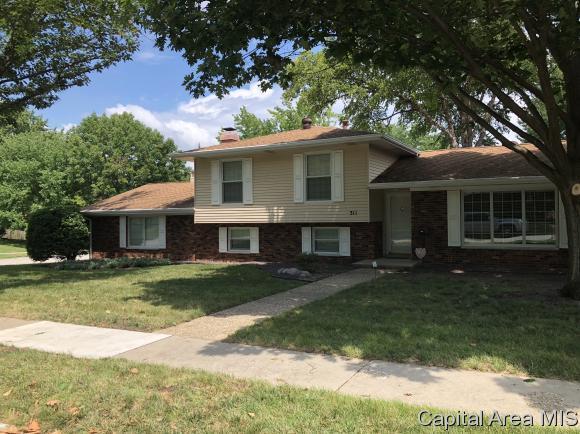 311 Yeoman Dr, Springfield, IL 62704 (MLS #184958) :: Killebrew & Co Real Estate Team