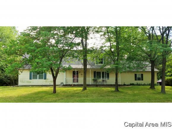 15 Covered Bridge Acres, Glenarm, IL 62536 (MLS #184973) :: Killebrew & Co Real Estate Team