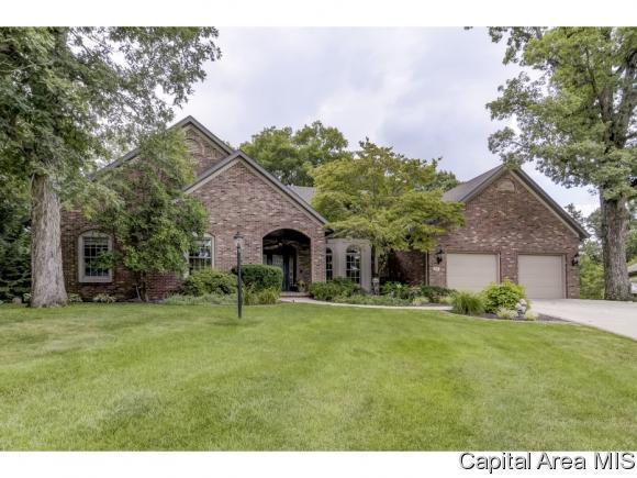 517 Appomattox Dr, Springfield, IL 62711 (MLS #184978) :: Killebrew & Co Real Estate Team
