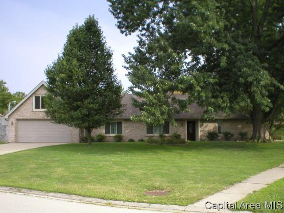 19 Meander Pike, Chatham, IL 62629 (MLS #184988) :: Killebrew & Co Real Estate Team