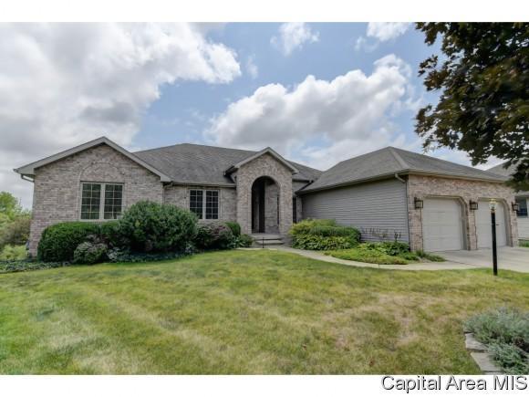 106 Karros Pointe, Chatham, IL 62629 (MLS #184992) :: Killebrew & Co Real Estate Team
