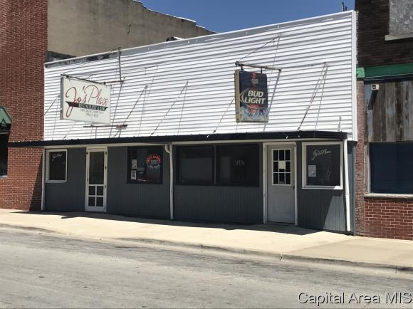 217 E Jackson St, Virden, IL 62690 (MLS #185006) :: Killebrew & Co Real Estate Team