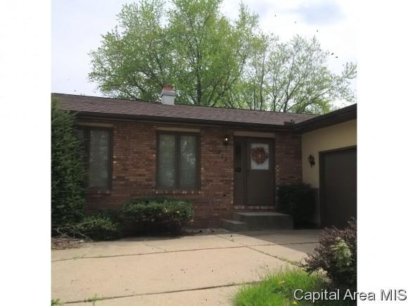 412 Armor, Springfield, IL 62704 (MLS #185026) :: Killebrew & Co Real Estate Team