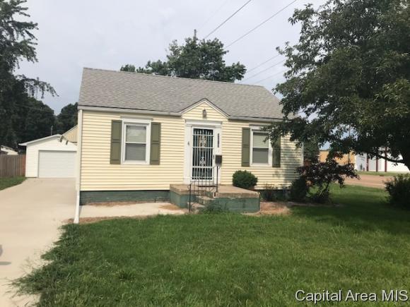 3201 Sheridan St, Springfield, IL 62703 (MLS #185035) :: Killebrew & Co Real Estate Team