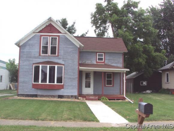 313 N 1ST ST, Alpha, IL 61413 (MLS #185049) :: Killebrew & Co Real Estate Team