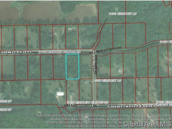 Hideaway Estates, Petersburg, IL 62675 (MLS #185059) :: Killebrew & Co Real Estate Team