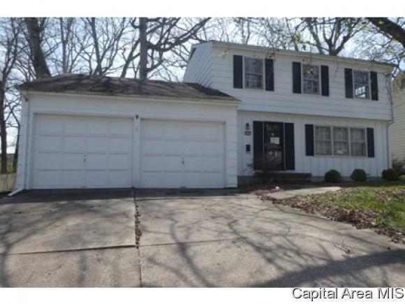 412 Hackberry Drive, Decatur, IL 62521 (MLS #185193) :: Killebrew & Co Real Estate Team