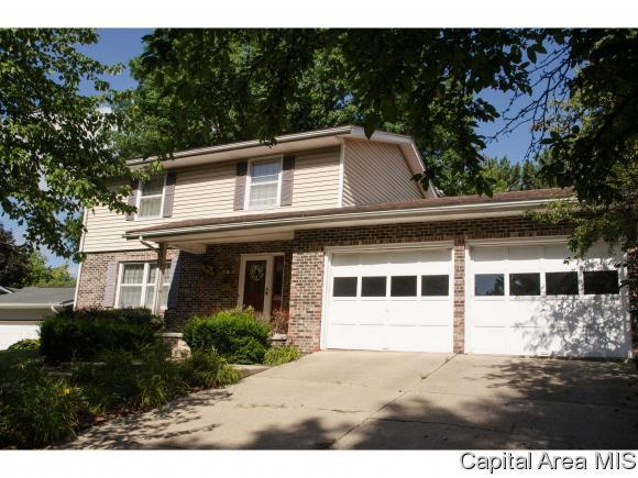 2316 S Park Ave, Springfield, IL 62704 (MLS #185247) :: Killebrew & Co Real Estate Team