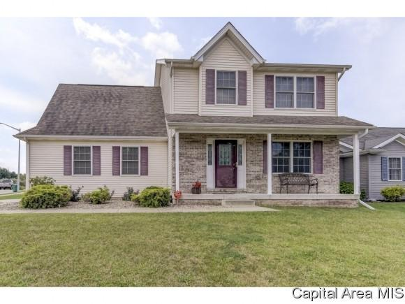 2929 Andy Rd, Springfield, IL 62702 (MLS #185263) :: Killebrew & Co Real Estate Team