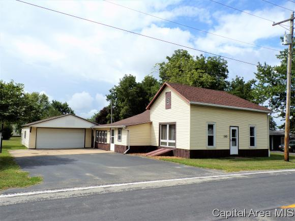 301 W Hunt Ave., Alexis, IL 61412 (MLS #185372) :: Killebrew & Co Real Estate Team